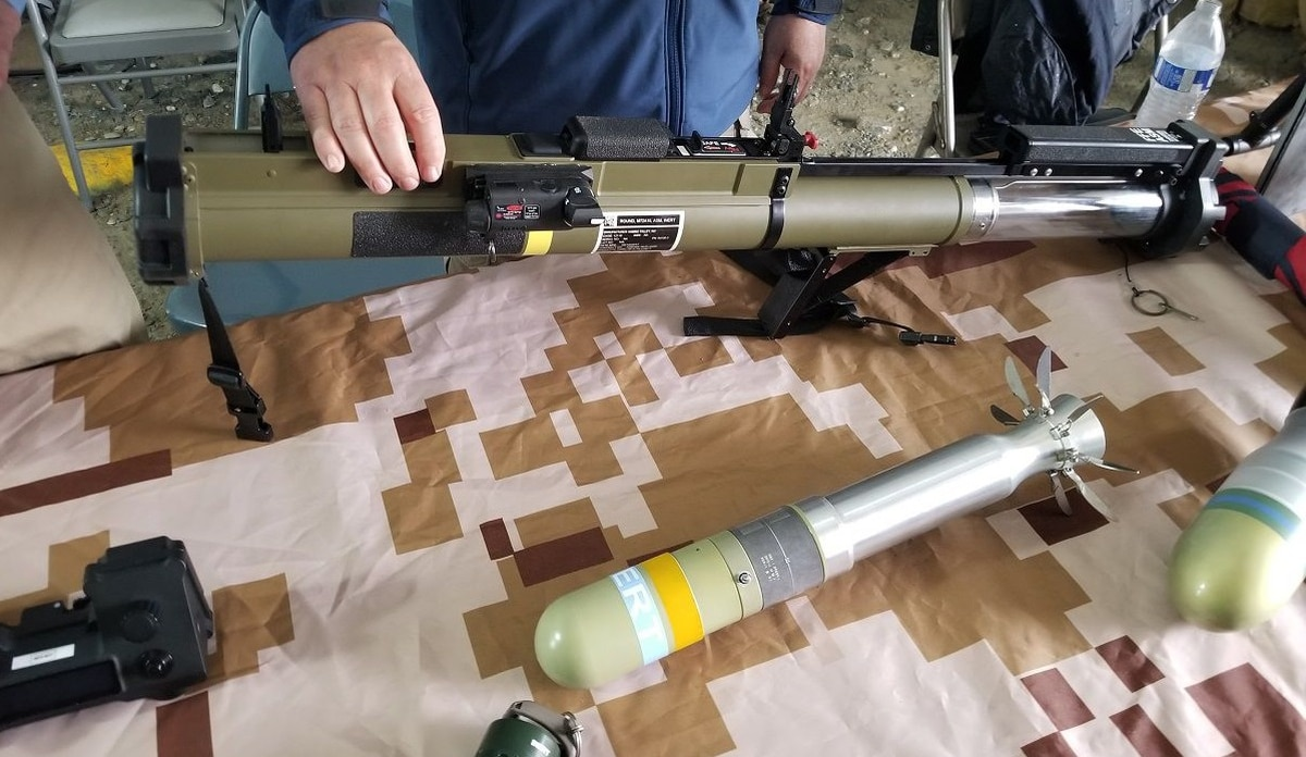 Vietnam-era rocket launcher may get a new lease on life as Corps
