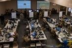 What happened at the military's biggest cyber training exercise to date