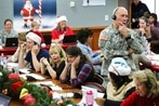 For 62nd year, NORAD takes calls from kids awaiting Santa
