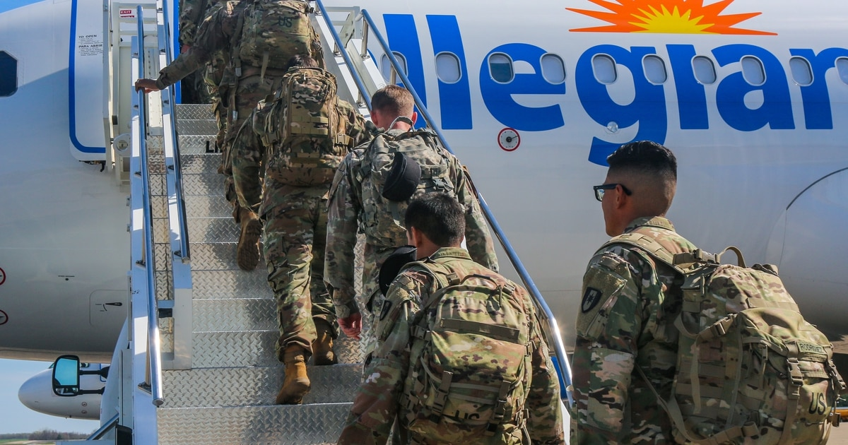 Field hospital heads to Manhattan, as Fort Campbell prepares for potential outbreak