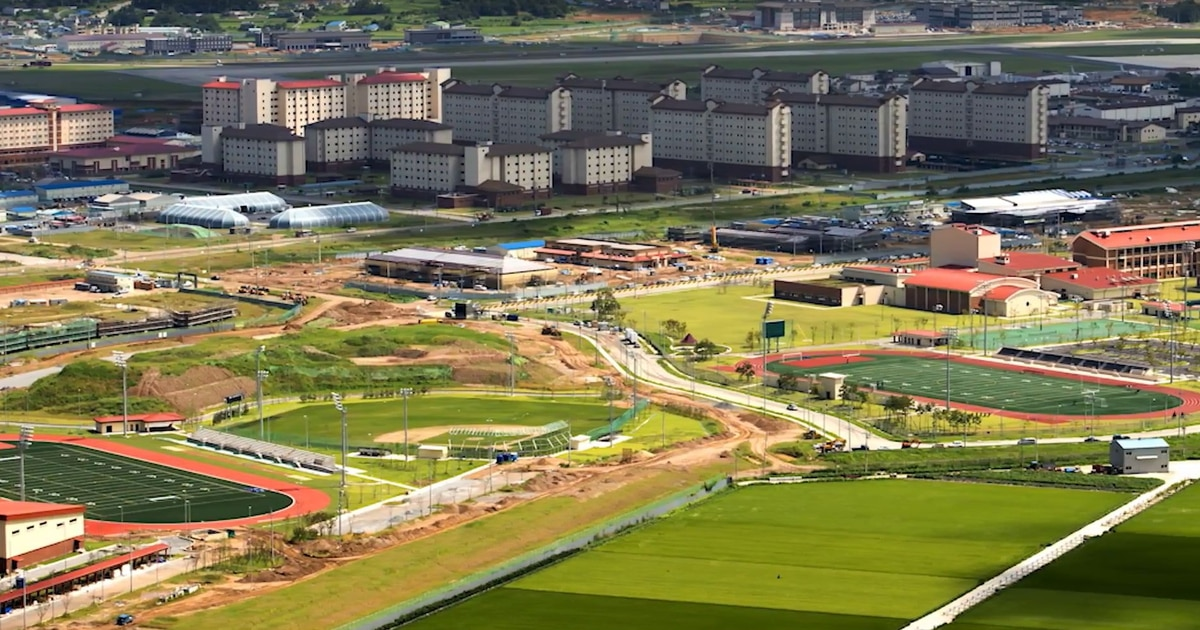 Camp Humphreys: Prepare for installation service delays while US, S. Korea negotiate cost-sharing agreement