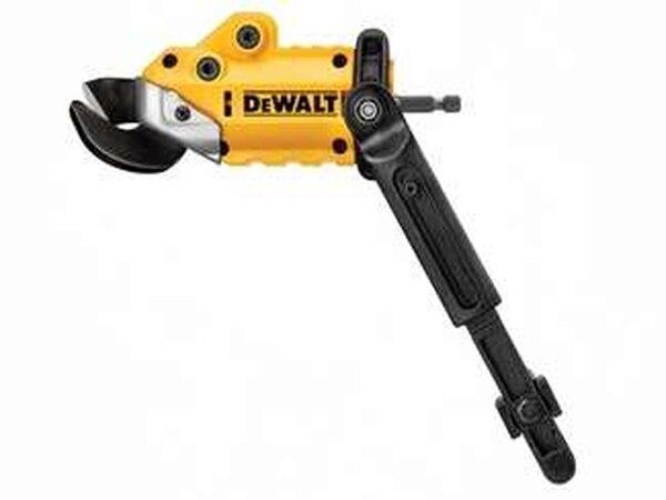 DeWalt's 18-gauge metal shears (DeWalt)