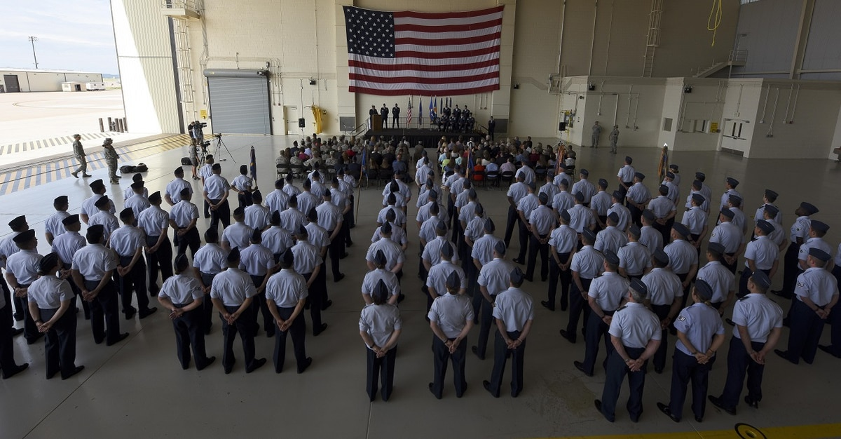 Air Force Eases EPR Referrals For Enlisted Airmen