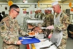 Army looking into food poisoning outbreak at Kuwait base