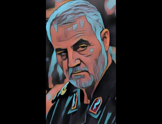 Maj. Gen. Qassem Soleimani was killed in an strike on Jan. 3, 2020.