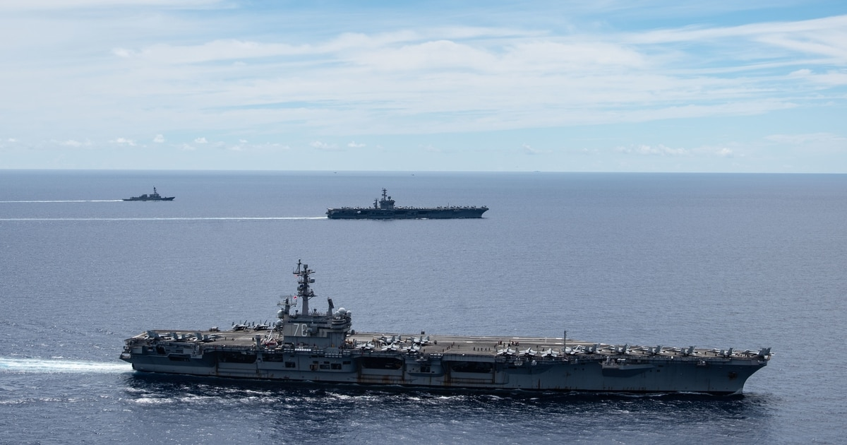 www.defensenews.com: The future US Navy carrier air wing will fight at extended ranges, admiral says