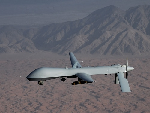 The phase-out of the MQ-1 already has started, so it's an appropriate time to say thank you to the Predator for 20-plus years of selfless service. (Lt. Col. Leslie Pratt/Air Force)