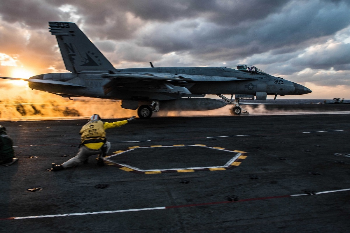 US Navy to scrap scores of fighter jets from its inventory