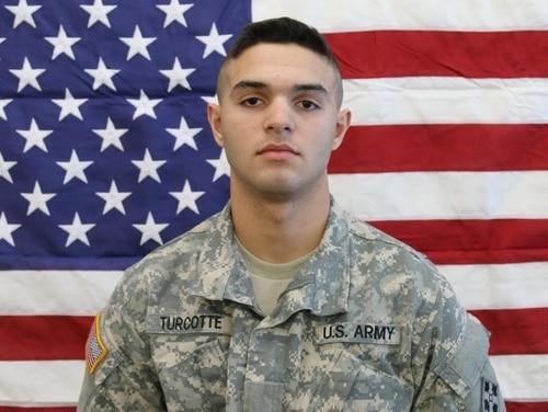 Spc. Matthew Turcotte. (Army)