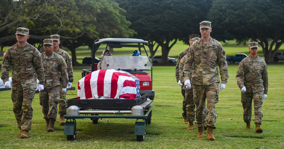 Military suspends recovery of fallen troops from overseas battlefields amid coronavirus concerns