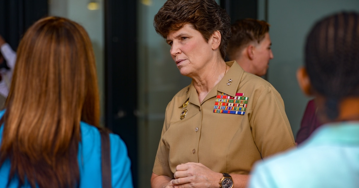 5 questions with the Marine Corps' deputy commandant for information