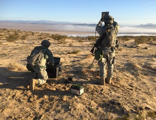 The Army is setting its sights on cyberspace situational understanding. (U.S. Army)