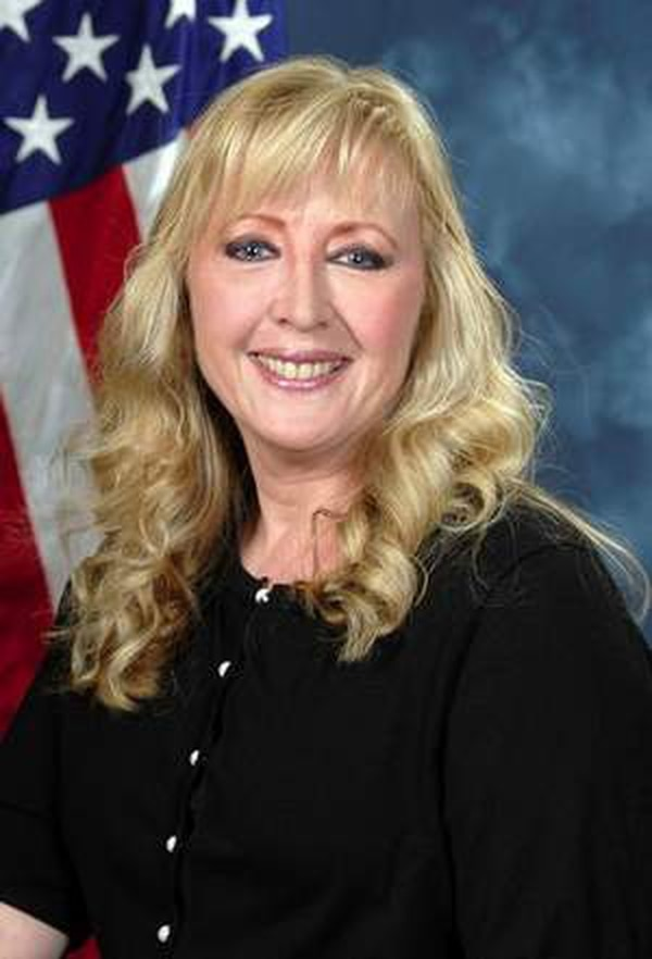 Teresa Beasley was blasted in an Air Force Academy investigation for her mishandling of the its sexual assault prevention and response office. (Air Force)