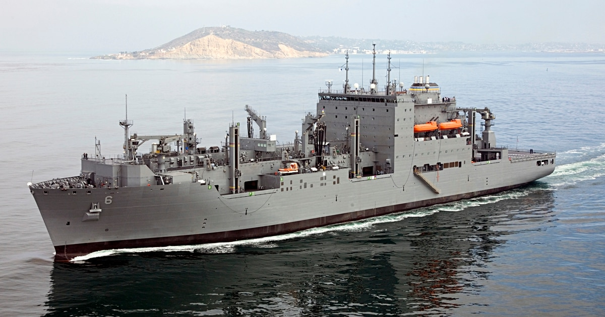 'Despair' spreading throughout the Military Sealift Command fleet over 'draconian' COVID-19 restrictions, unions warn