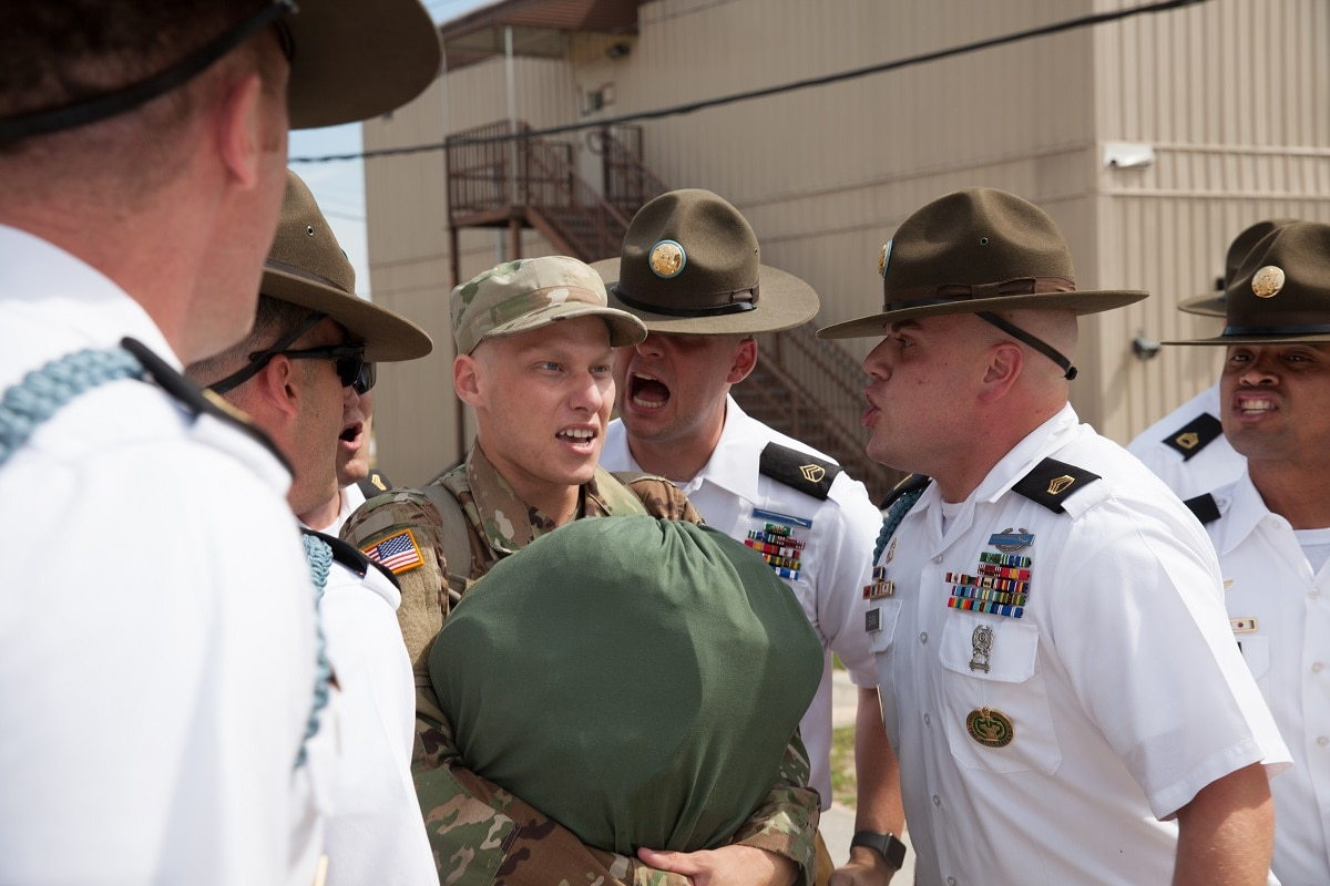 So long, platoon sergeants! Army begins turning AIT instructors into
