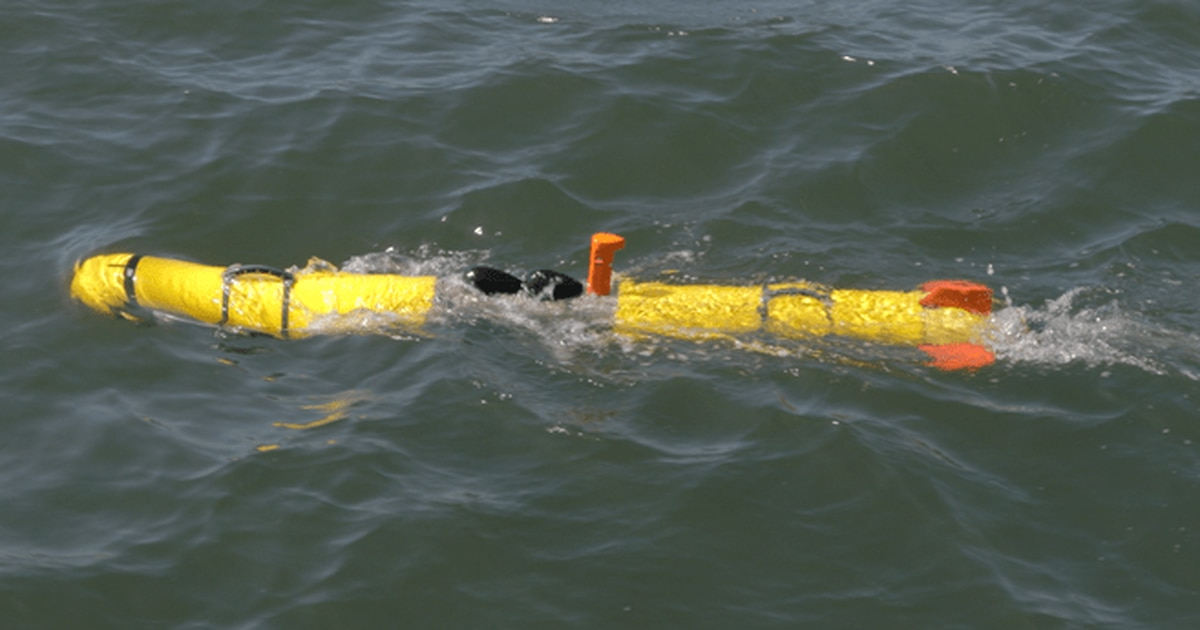L3Harris to deliver Iver4 underwater drone to Navy