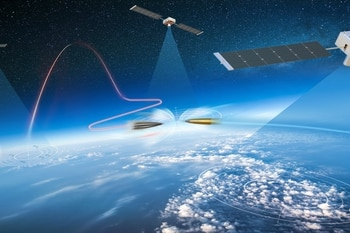 Competitors protest awards to SpaceX and L3Harris for hyperonic weapon tracking satellites