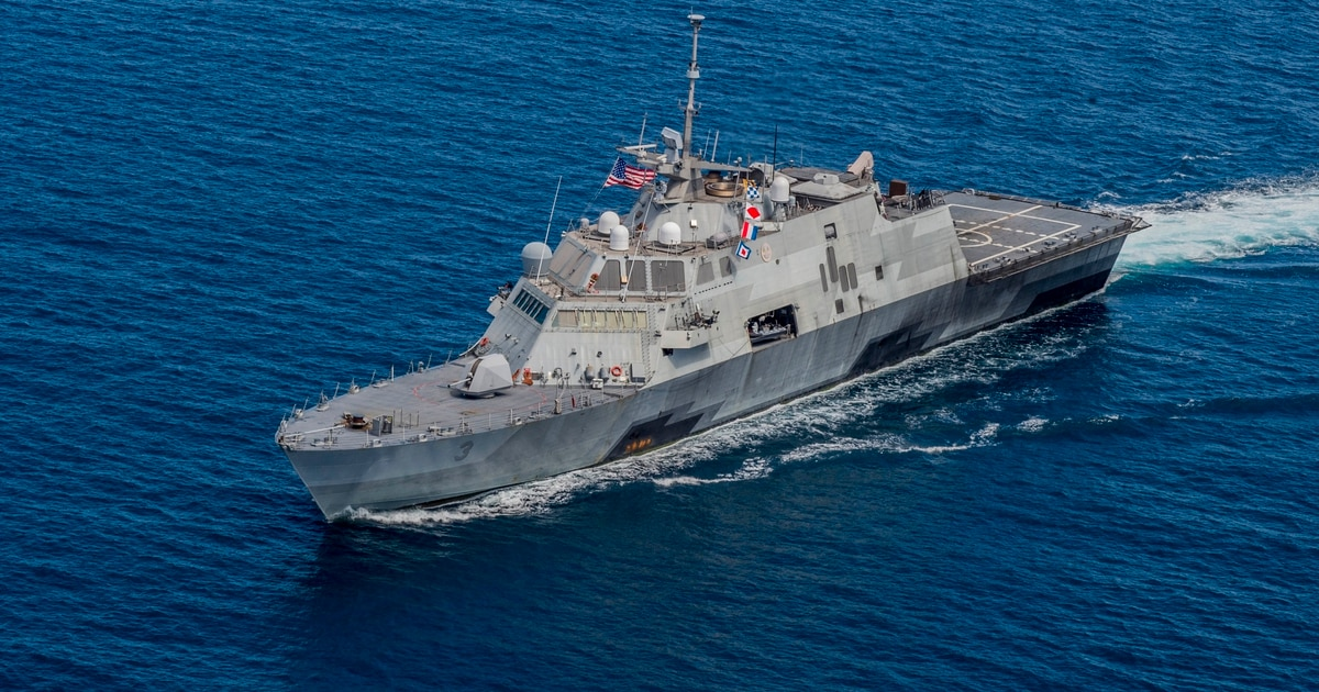 The US Navy's first 4 littoral combat ships will be out of the fleet in 9 months