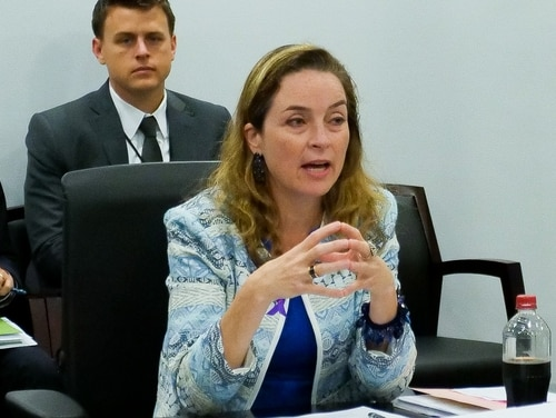 Acting Director of the Office of Personnel Management Margaret Weichert explained that the changes were some of the first in a 'portfolio' of recommendations. (OPM)