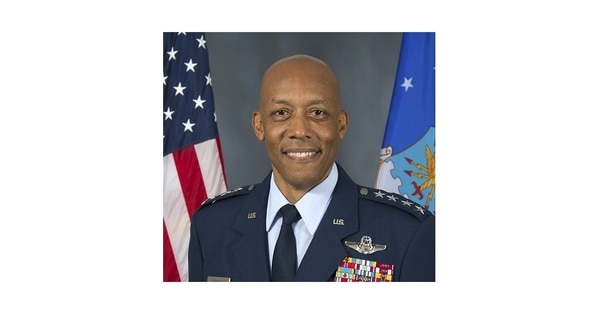 Gen. Charles Brown took over as PACAF commander in July. (Air Force)