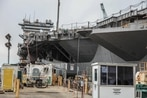 'Big E' decommissioned -- legendary carrier awaits final dismantling