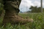 Marines' new jungle boot enters final testing phase