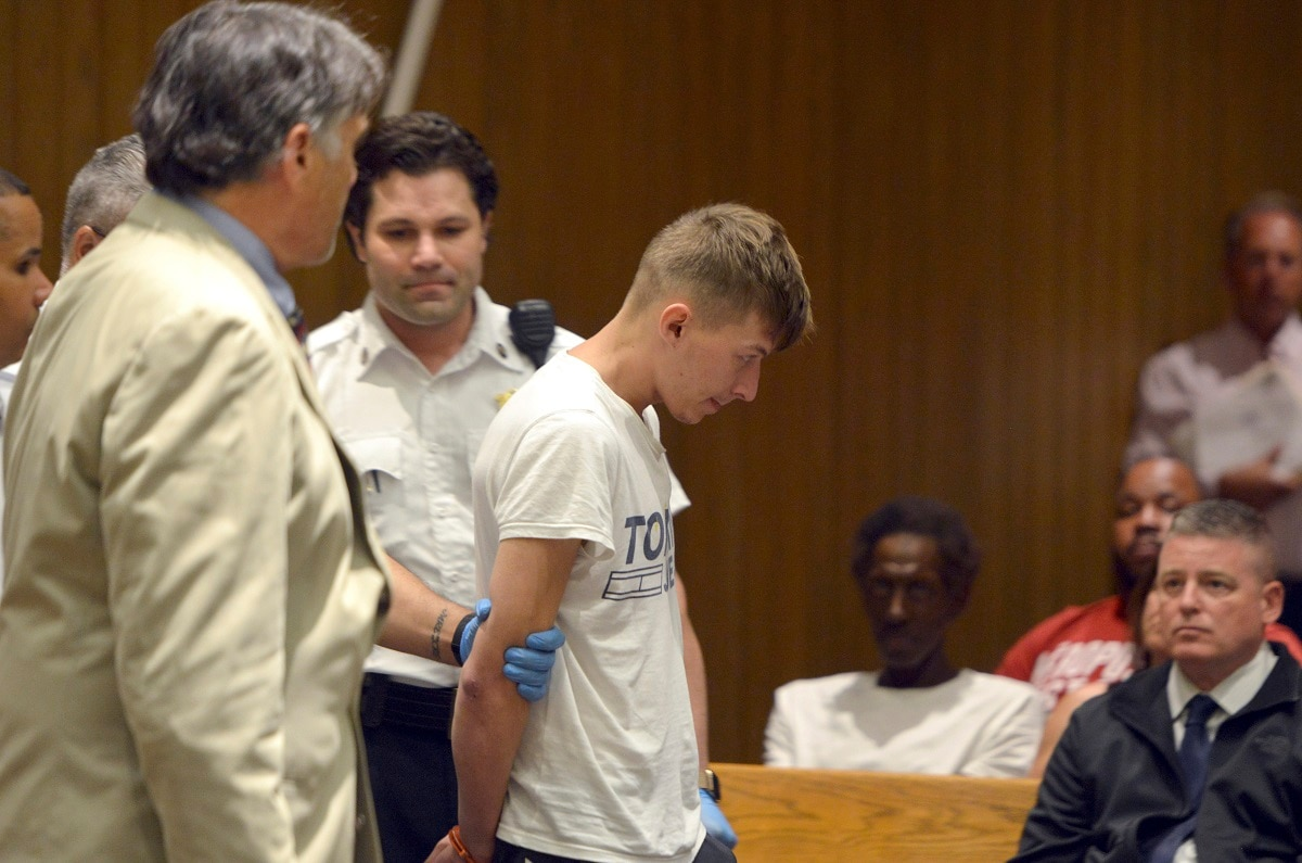 Driver With Record Charged With 7 Homicides In Crash With Marine
