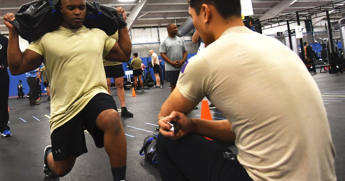 5b23f394b737b Air Force rolls out new job-specific PT tests to better prepare airmen for  the fight