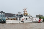 Legacy lives on with new cutter for 1st Coast Guardsman killed since Vietnam
