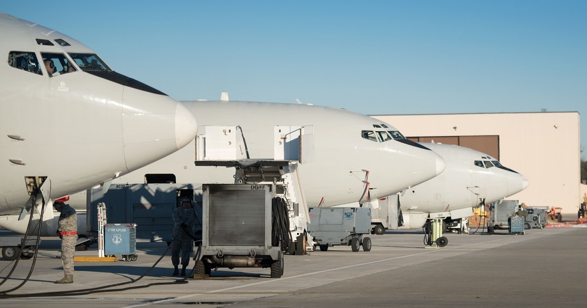 JSTARS repair plans reevaluated as one plane nears the 3-year mark in depot