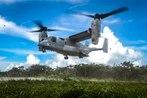 DoD in talks with Japan on Osprey flights following crash