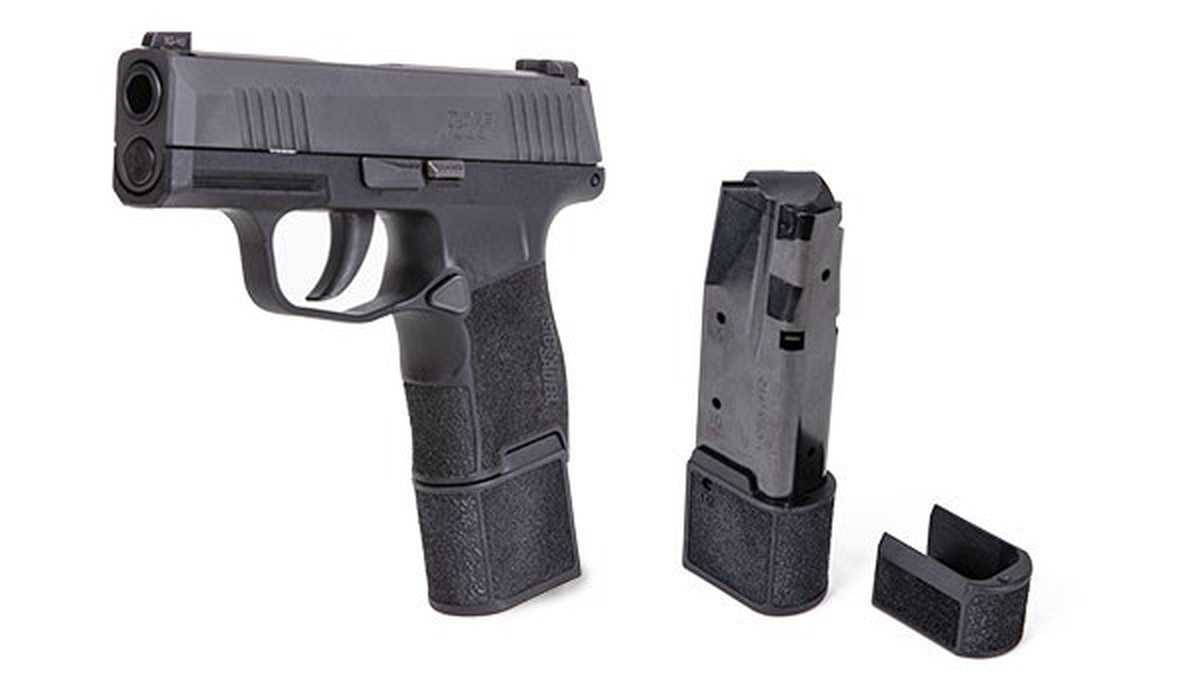 SIG Sauer releases 15-round mags for P365 models