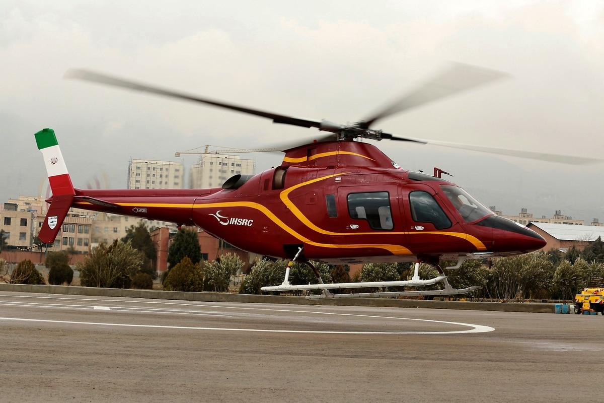 Iran Unveils New Unmanned Helicopter ile ilgili görsel sonucu