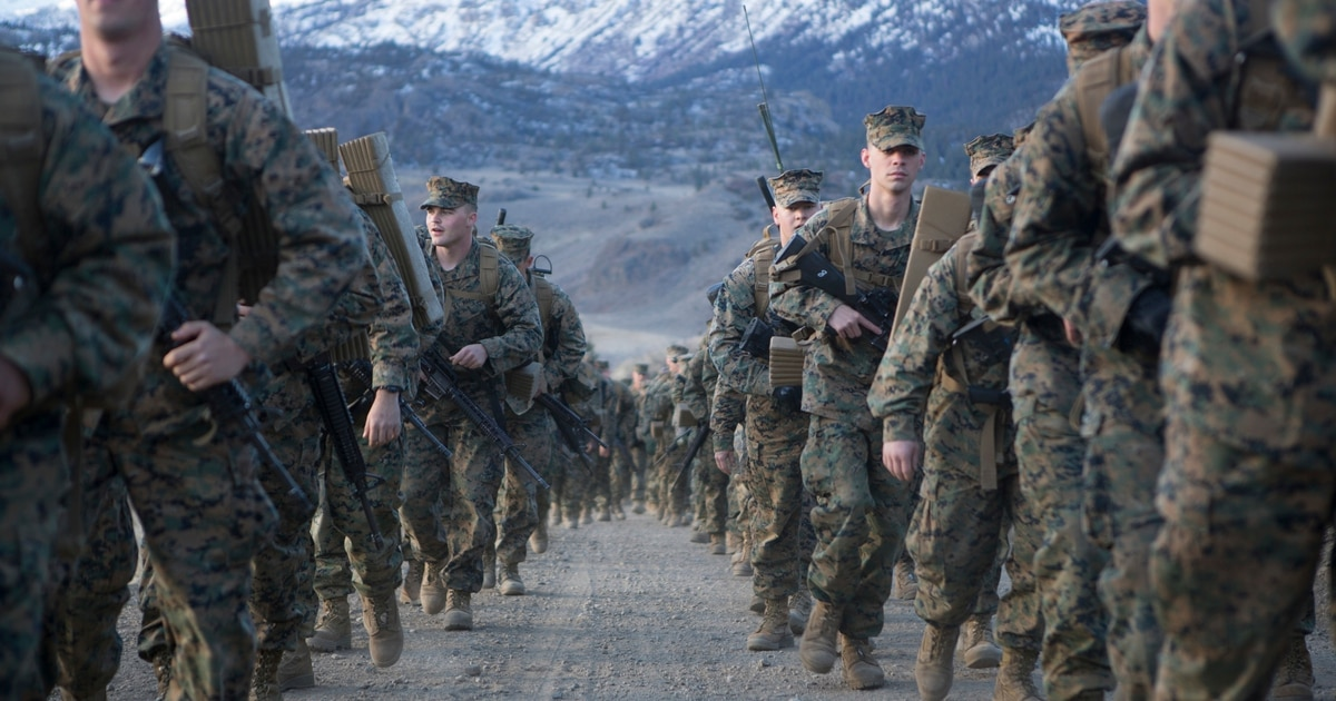 Training scaled back at Twentynine Palms, elsewhere over COVID-19 concerns as top Marine says Corps needs to remain ready to fight