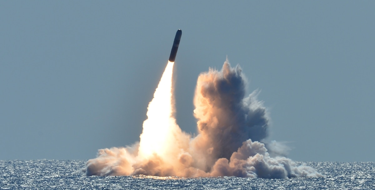 U.S. deploys 'more survivable' submarine-launched low-yield nuclear weapon