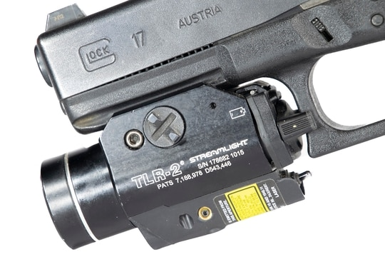 Streamlight's older TLR-1 and TLR-2 models now feature a 1,000-lumen emitter.