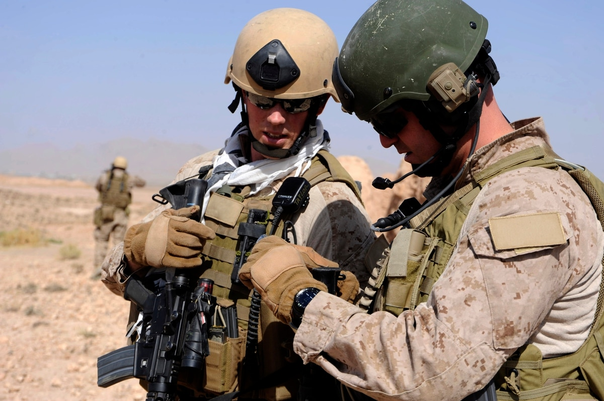 Marines New Electronic Warfare Tech Cant Lead To 40 Lb Packs - Usmc-counter-intel