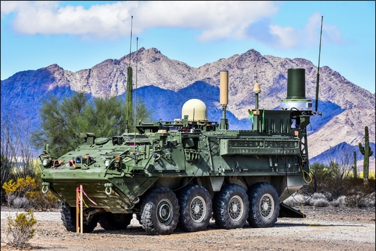 Tactical Electronic Warfare System (TEWS) (Army)