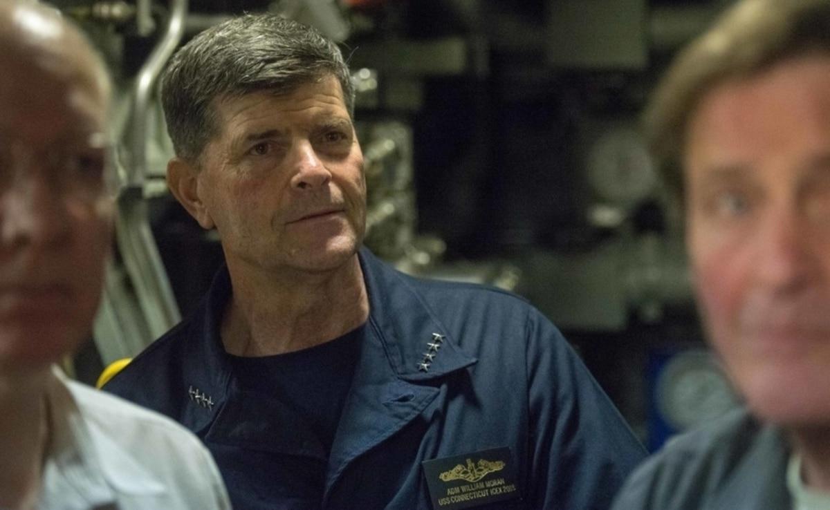 Trump picks next chief of naval operations
