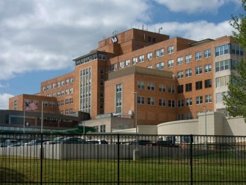 The Veterans Affairs medical center in Wilmington, Delaware. (VA photo)