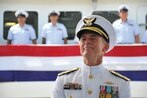 Interview: Adm. Paul Zukunft demands Coast Guard respect