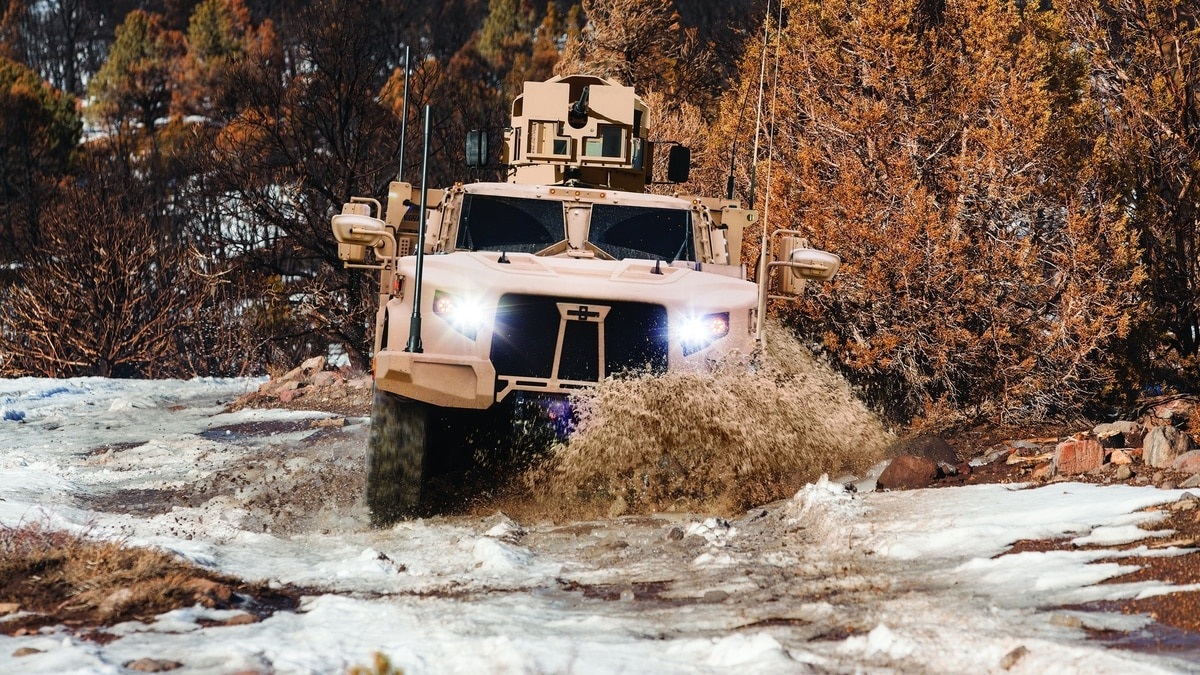 After delay, US Army clears Joint Light Tactical Vehicle for