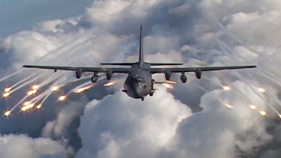 the badass angel of death the ac 130 s history and future