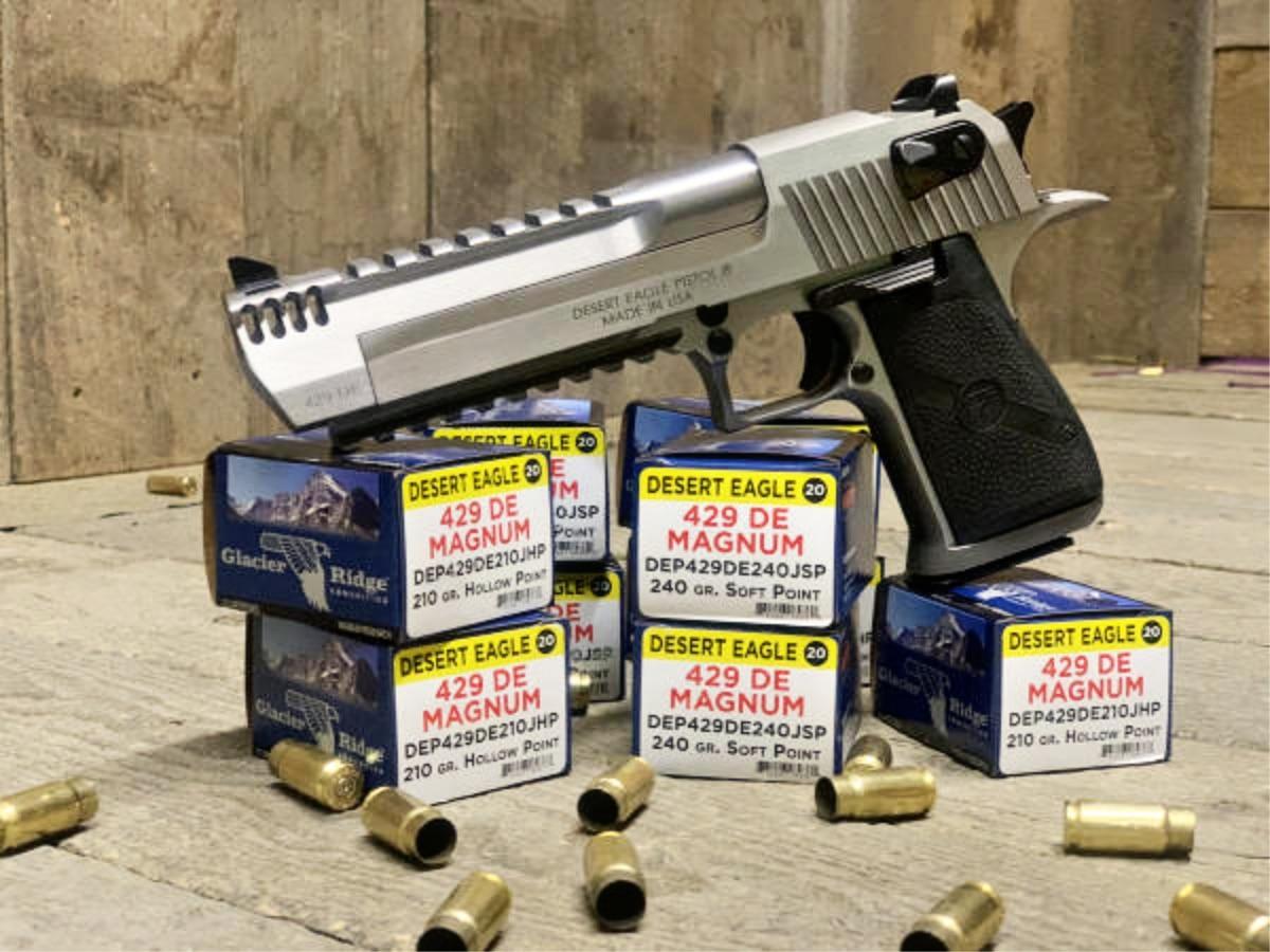 buy popular 4b449 20c4e Here s the new Magnum Research 429 DE Mark XIX pistol