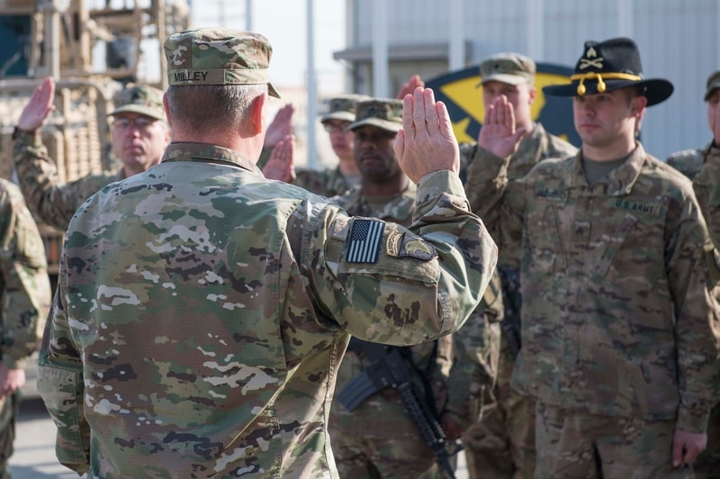 The Army Is Offering Two Year Contracts And Cash Bonuses To Grow