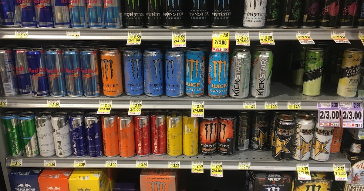 The military's obsession with energy drinks is contributing to PTSD, study finds
