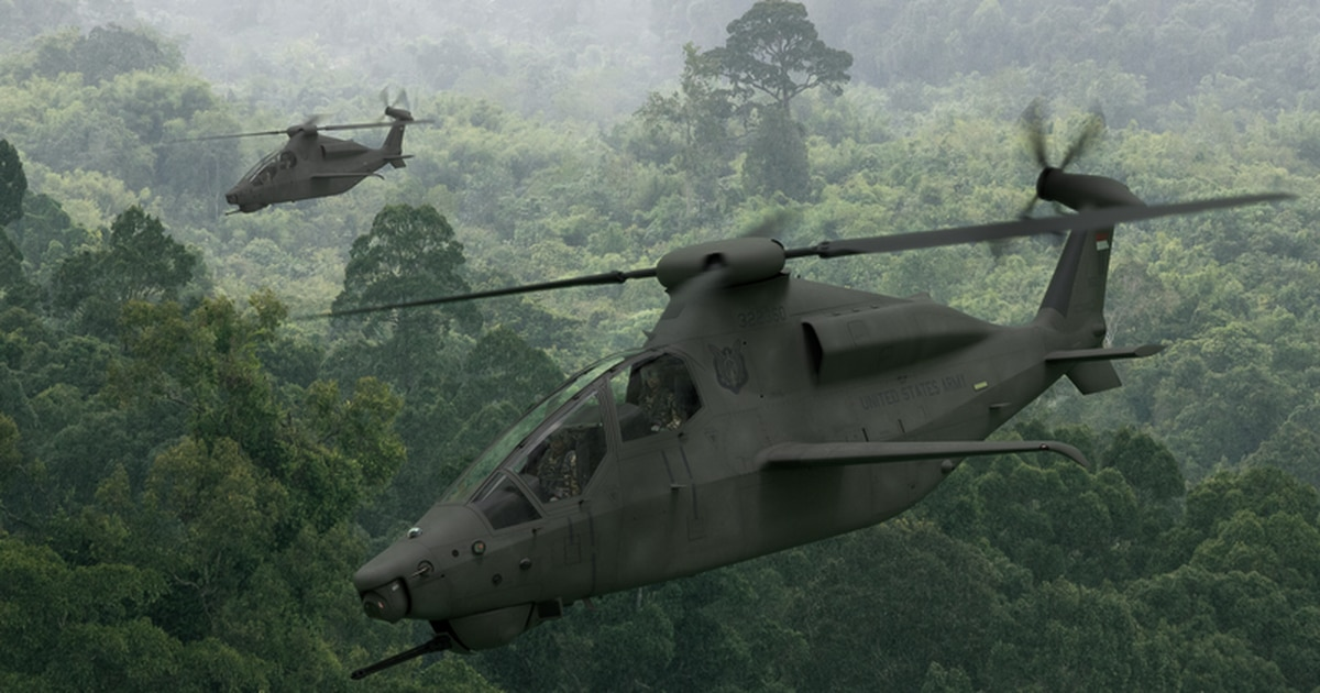 Bell changes design for the US Army's future attack recon aircraft