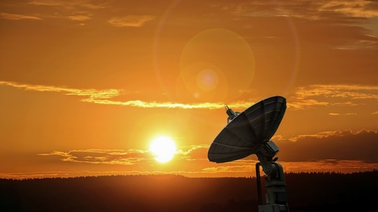 Amazon Web Services recently announced general availability for their two new ground stations, which will enable near-real time satellite communications for operators. (Photo provided by Amazon Web Services)