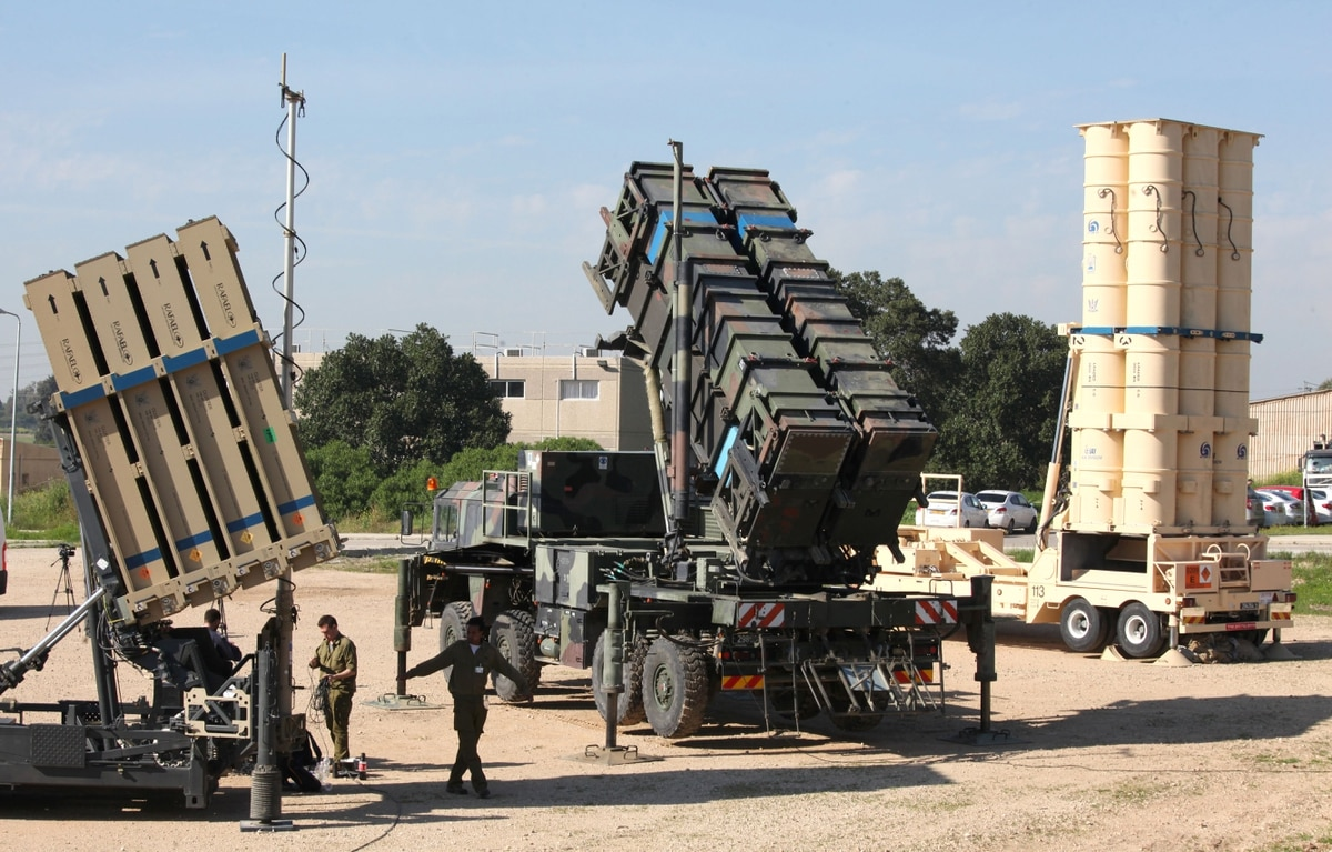 "Iron Dome Project: Israeli Government Humiliates U.S. Military by Keeping ""Key Codes"" Secret"