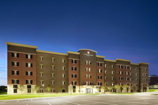 The Candlewood Suites at Fort Jackson, S.C. (Courtesy IHG Army Hotels)